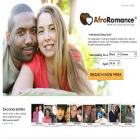 Afroromance dating site