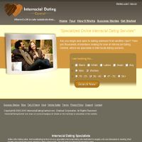 Interracial Dating Central image